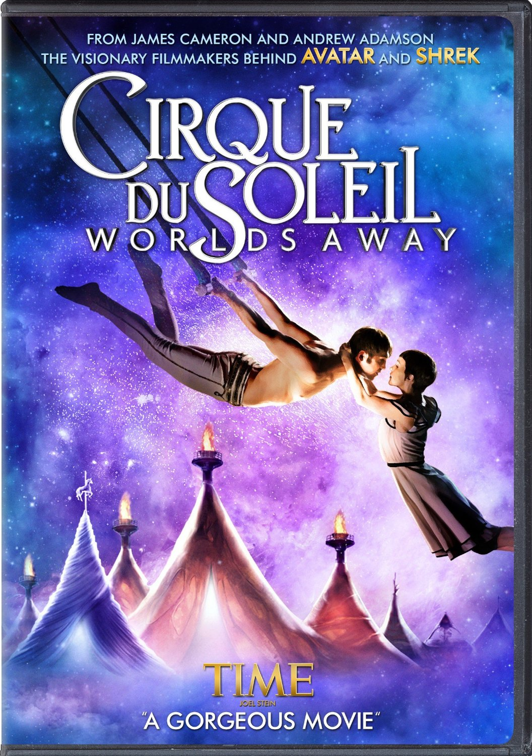 Cirque Du Soleil World S Away Mia: LIFE OF PI & More New Releases For March 12