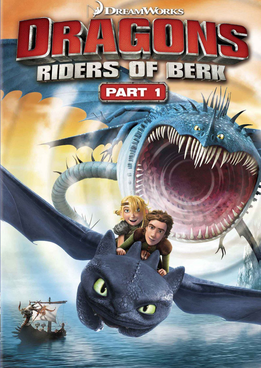 List of DreamWorks Dragons episodes - Wikipedia
