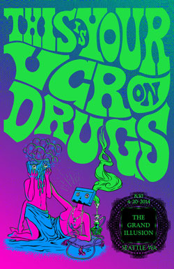 Featuring Drug Scares Encouragements Weird Interludes Bad Trips Freak Outs